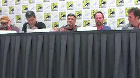 Comic Con 2011 - The Penguins of Madagascar Part 1 (No Music)