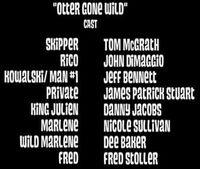 Otter Gone Wild Cast