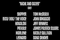 Night and Dazed-Cast