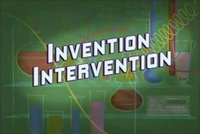 Invention Intervention title card