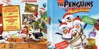 Penguins of Madagascar (Christmas DVD)
