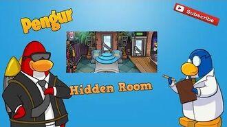 Pengur Secret Hidden Room...