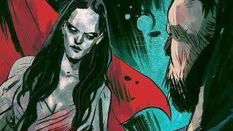 Penny Dreadful RETURNS in Comics! TEASER TRAILER