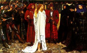 The Penance of Eleanor (Abbey)