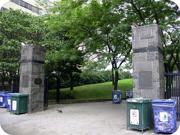 Isabella Valancy Crawford Park