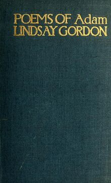 Poemsofadamlinds1912gord 0001