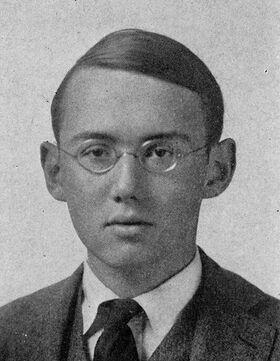 Stephen Vincent Benét Yale College BA 1919
