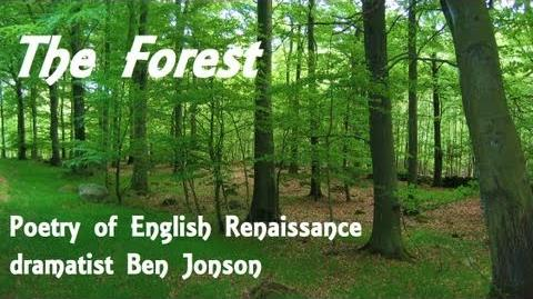 The Forest - FULL Audio Book - by Ben Jonson - English Renaissance Poetry-1
