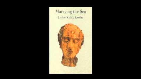 Janice Kulyk Keefer reads from Marrying the Sea (Brick Books)