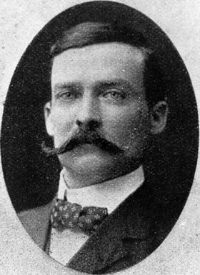 Portrait of the Honorable Francis Kenna