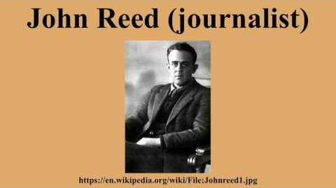 John Reed (journalist)