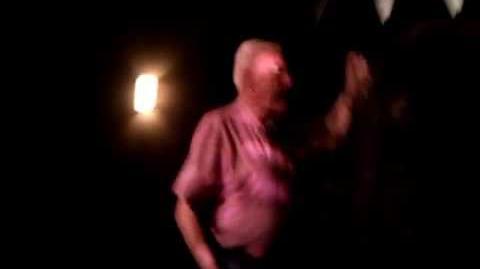 Robert Kroetsch Canmore Standing Ovation