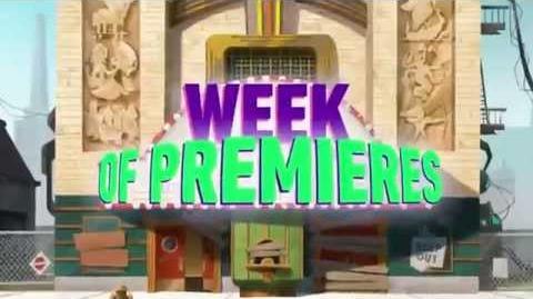 Penn Zero Part-Time Hero - Week of Premieres starting September 28!