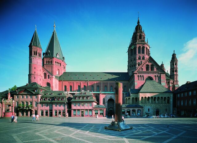 File:Mainz cathedral germany 981380.jpg