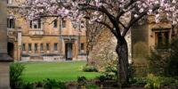 Magdalene College at Cambridge