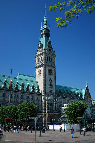 File:397px-Hamburg town hall tower.JPG