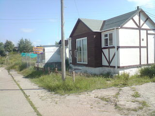Empty house in Jaywick