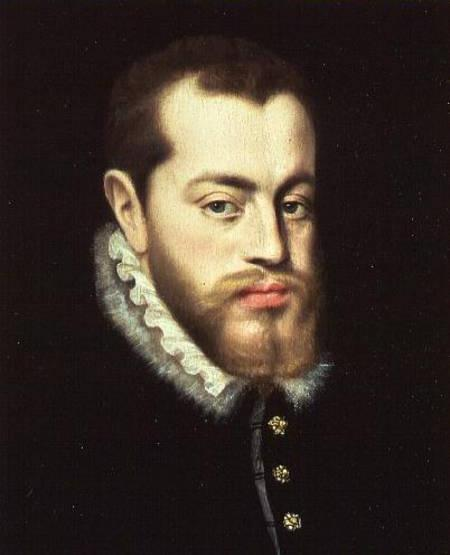 Image result for pictures of philip ii of spain