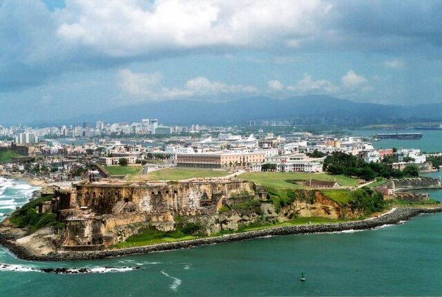 File:Old San Juan beautiful aerial.jpg