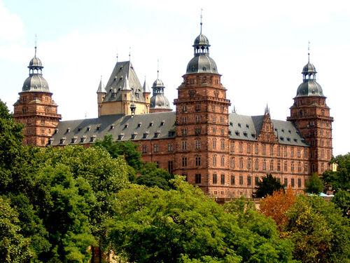 A-burg castle