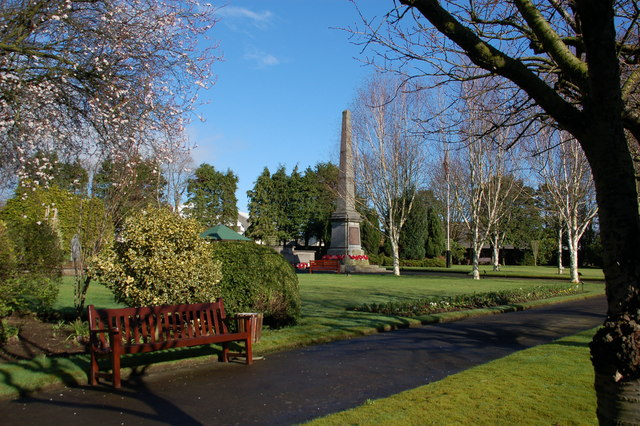 File:War Memoiral Park in Ballymena.jpg