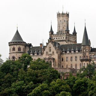Castle of Marienburg