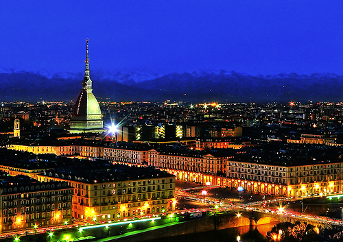 Torinonight andreamucelli