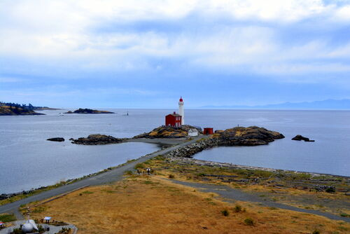 Fisgard Lighthouse Colwood, B.C.