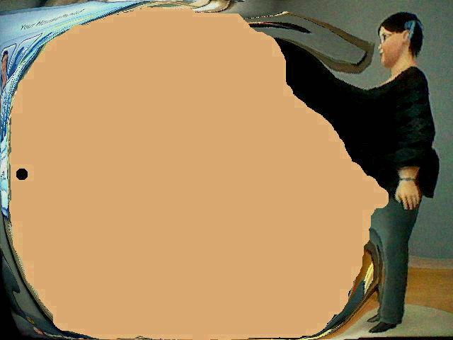 File:Cassandra Ranjan Big Fat Belly-2.JPG