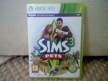 XBOX The Sims 3 Pets
