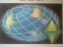 Sims Planet Earth