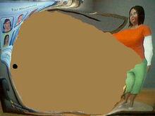 Eshana Lewis Big Fat Belly-2
