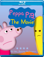 Peppa Pig The Movie Blu Ray