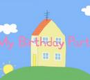 El cumpleaños de Peppa