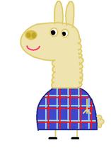 Mrs. Llama