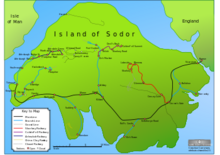 Sodor Map