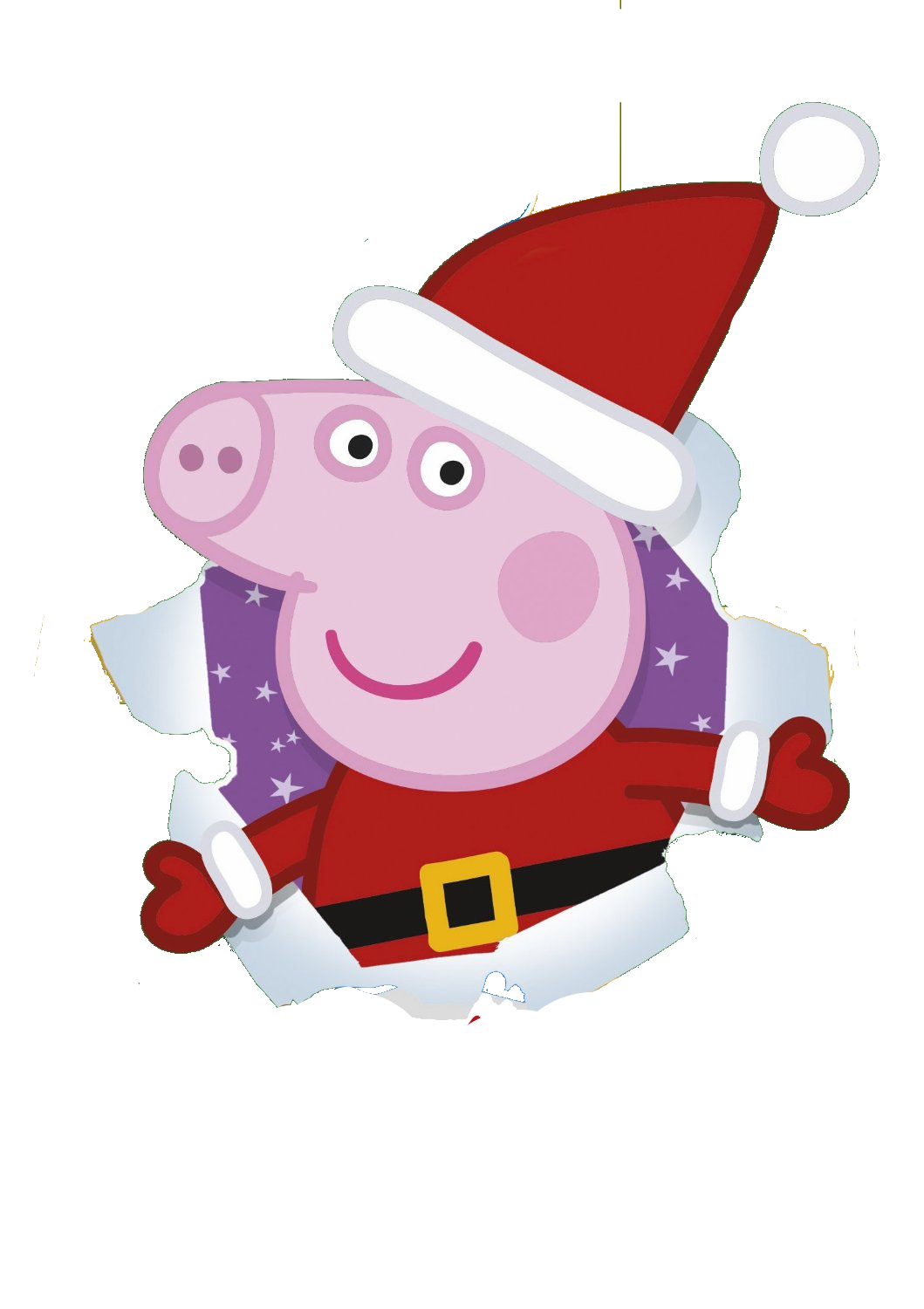 Image Merry Christmas Birches Png Peppa Pig Fanon Wiki