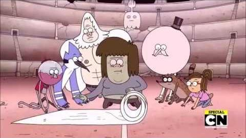 Regular Show Finale Montage song