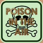 Poison in the Air alternate album cover