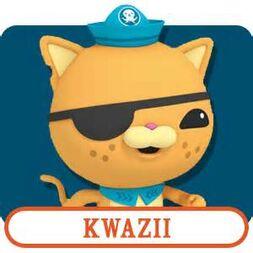 Character Kwazii