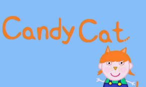 Candy Cat series 4 title card