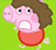 PhilPig Running