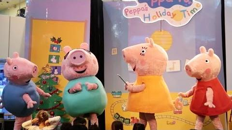 Peppa Pig - Peppas Holiday Time Live