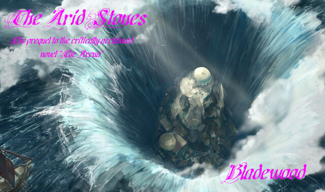 The Arid Stones (Cover)
