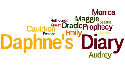 Daphne's Diary wordle