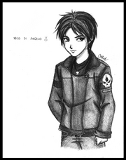 Nico di Angelo by germanmissiles