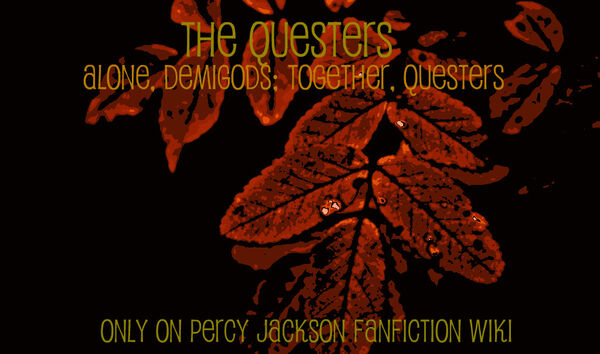 The questers logo