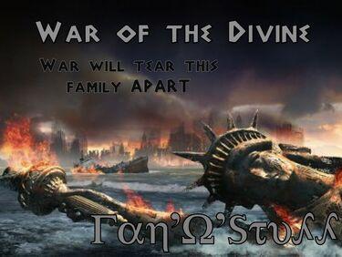 War of the Divine fan
