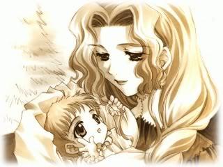 Violet and Artemis
