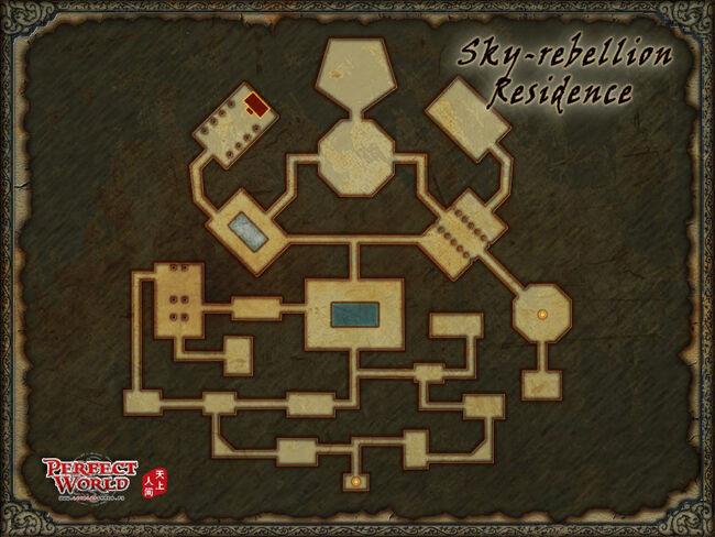Sky Rebellion Residence